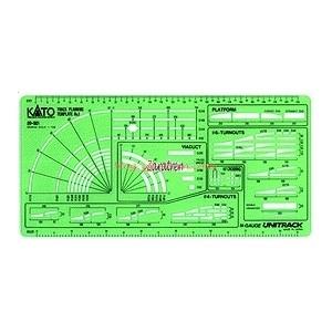 Kato regla para realizar planos de v a en escala n - Realizar planos online ...
